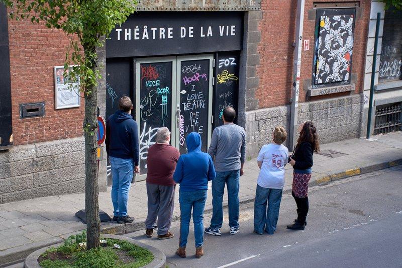 Centre Sésame au Théâtre de la vie 8650 - photo (c) Benoît Dhennin