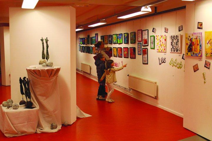Centre culturel de Bastogne 3 - exposition