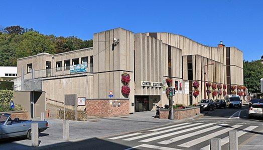 Centre culturel d'Ottignies Louvain-la-Neuve