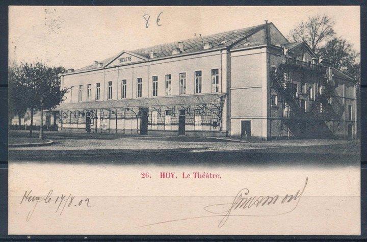 Centre culturel de l'arrondissement de Huy 2 - Le Théâtre