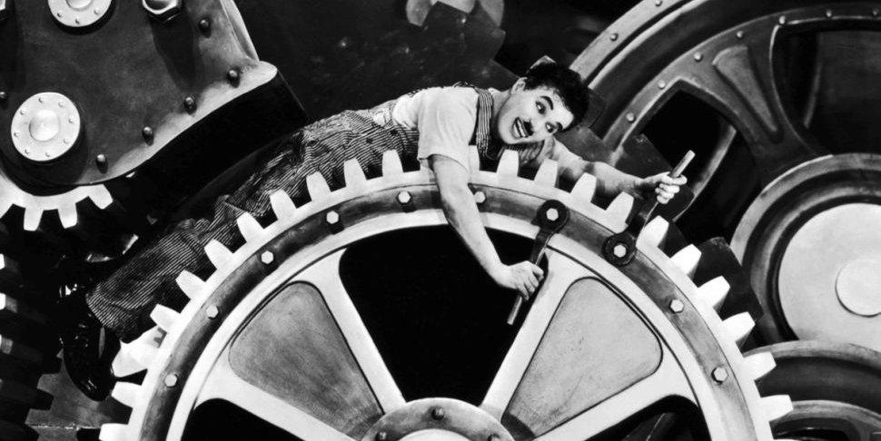 Les Temps modernes de Chaplin