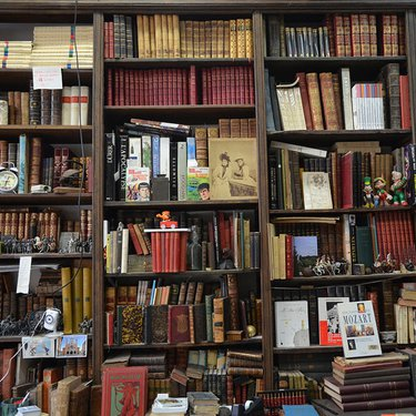 Charleroi - librairie Fafouille/ Grandchamps - photo creative commons Jmh2o