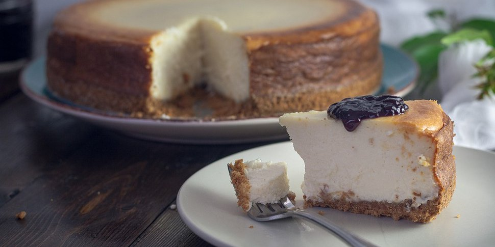 Cheesecake - creative commons