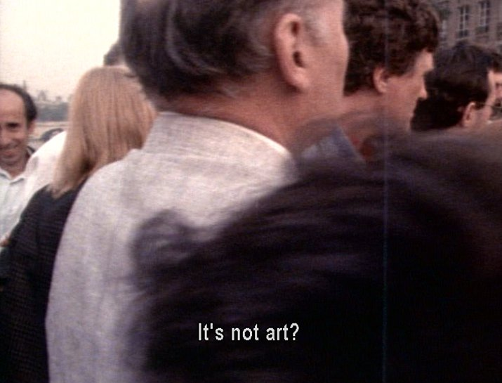 Christo in Paris 7 - (c) frères Maysles 1980