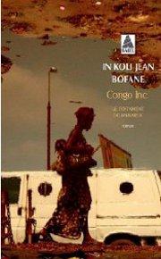 Congo Inc - In koli Jean Bofane - couverture
