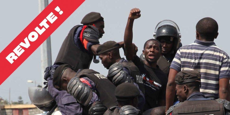 Congo Lucha / Festival Cinéma Docu #Révoltes