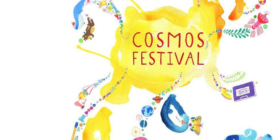 Cosmos festival 2019 - visuel Tiffanie Vande Ghinste