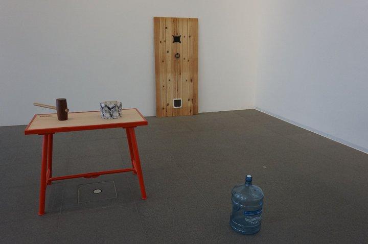 Crustism 1, 2 et 3 - (c) François Curlet au MAC's