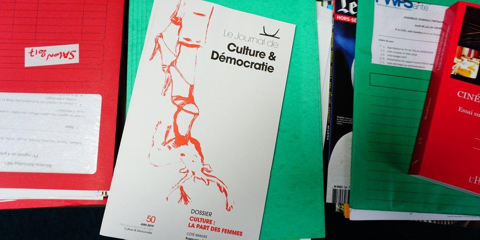 Culture : la part des femmes 2