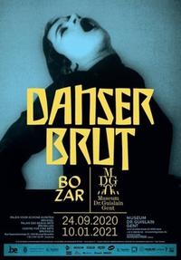 """""""Danser brut"""" (Bozar) affiche vignette"""