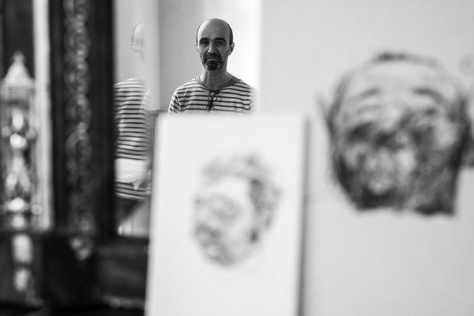 Dany Danino - Portrait -  Réparation