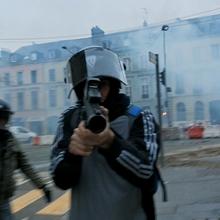 """David Dufresne : """"Un pays qui se tient sage"""" (c) Le Bureau - Jour2fete - 2020"""