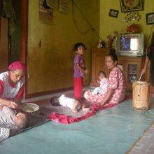 David Petit - matriarcat chez les Minang - Indonésie