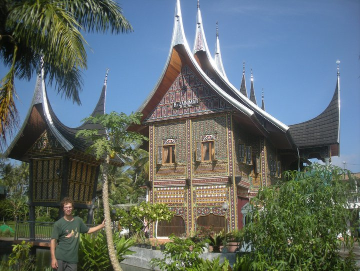 David Petit - matriarcat chez les Minang 4 - Indonésie