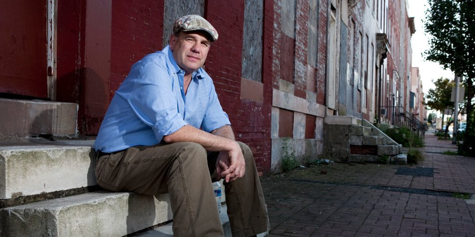 David Simon - (c) John D. et catherine T - MacArthur Foundation