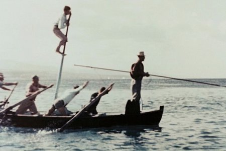 """Le Temps de l'espadon"" (Vittorio De Seta, Italie 1954) - 1"