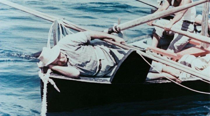 """Le Temps de l'espadon"" (Vittorio De Seta, Italie 1954) - 2"