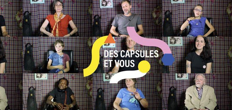 Des capsules et vous - La Vénerie - bannière