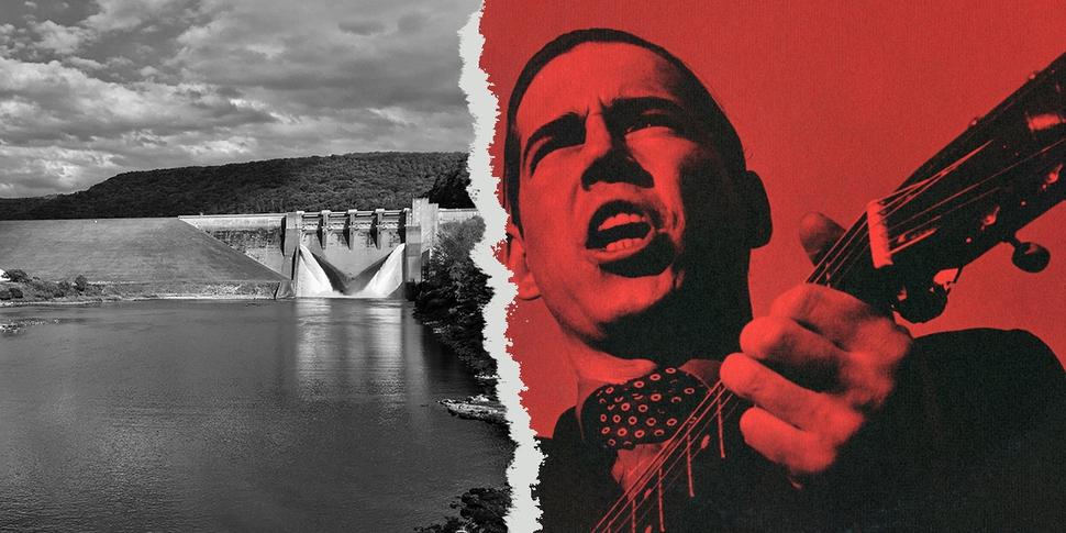 Des revoltes qui font date70 barrage La Farge