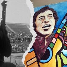 Des revoltes qui font date 14 Chili Bruno Muel Victor Jara