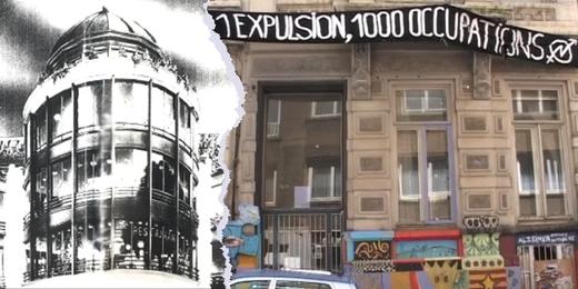 """Des révoltes qui font date no 19 : """"Heron City"""" Frédéric Guillaume"""