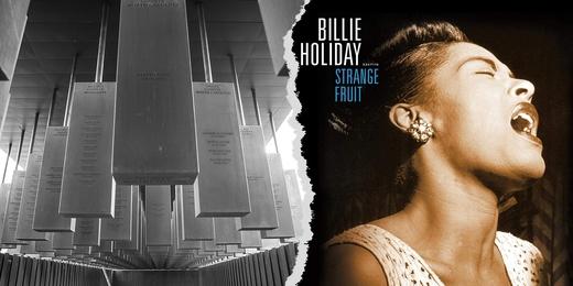 """Des revoltes qui font date n°24 """"Strange Fruit"""" Billie Holiday"""