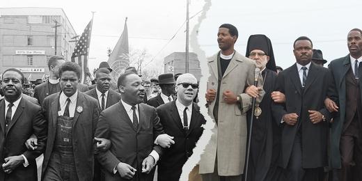 Des revoltes qui font date n°25 - marche de Selma à Montgomery - Ava DuVerney