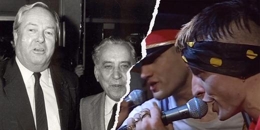 Des révoltes qui font date #2 : Jean-Marie Le Pen et Roger Nols vs. Bérurier noir