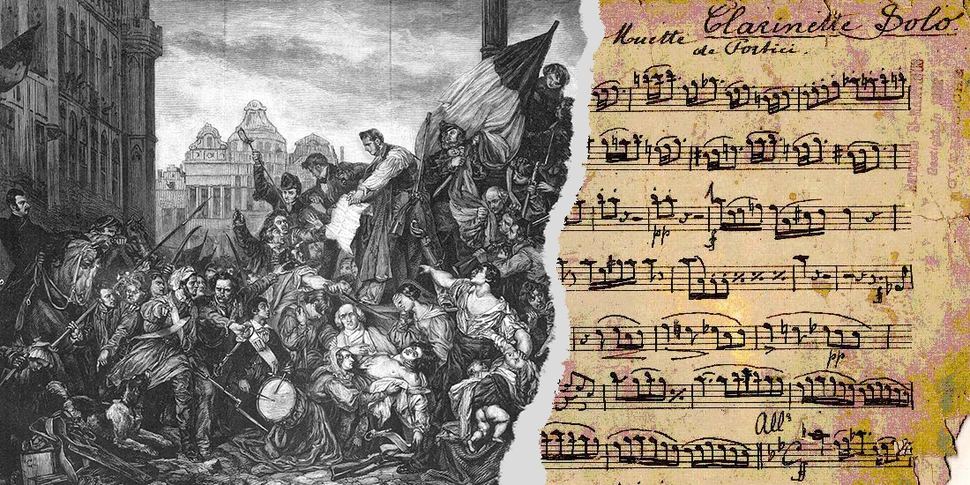 Des révoltes qui font date n°34 - Révolution belge - Muette de Portici