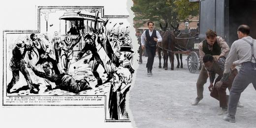Des révoltes qui font date 41 : Tenderloin Race Riots The Knick