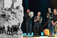 Des revoltes qui font date n°50 - Commune de Marseille Lo Còr de la Plana