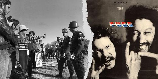 Des révoltes qui font date n°54 Vietnam The Fugs
