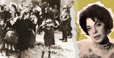 Des revoltes qui font date 74 Ghetto de Varsovie Sarah Gorby.jpg