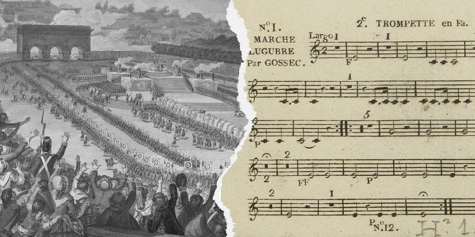 """Des révoltes qui font date #8 : Révolution française / """"Marche lugubre"""" (Gossec)"""