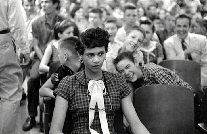 Dorothy Counts -par Douglas Martin (1957)
