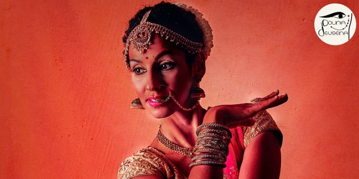 Indian Dance Lab - Dounia