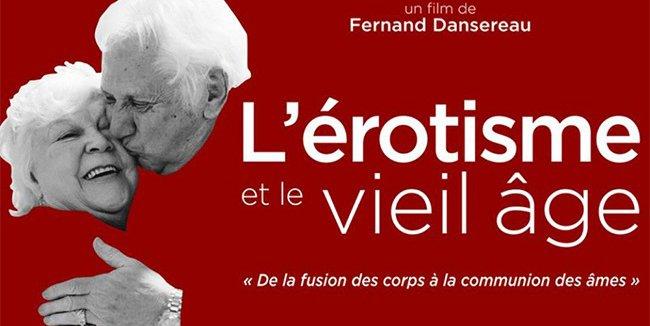 """""""L'érotisme et le vieil âge"""" de Fernand Dansereau."""