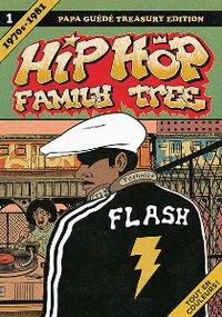 Ed Piskor - Hip Hop Family Tree - couverture