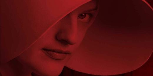 "Elisabeth Moss dans ""The Handmaid's Tale"""