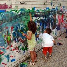 Enfants et art