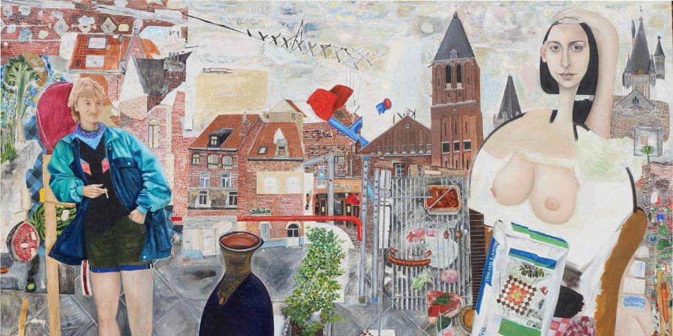 Etterbeek - (c) Loyer - Le Nalbault 2013-2016