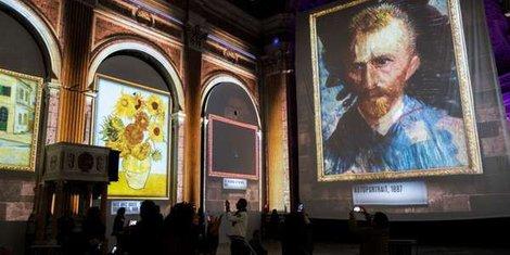 Expo immersive Van Gogh