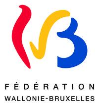 Fédération Wallonie-Bruxelles Logo 2