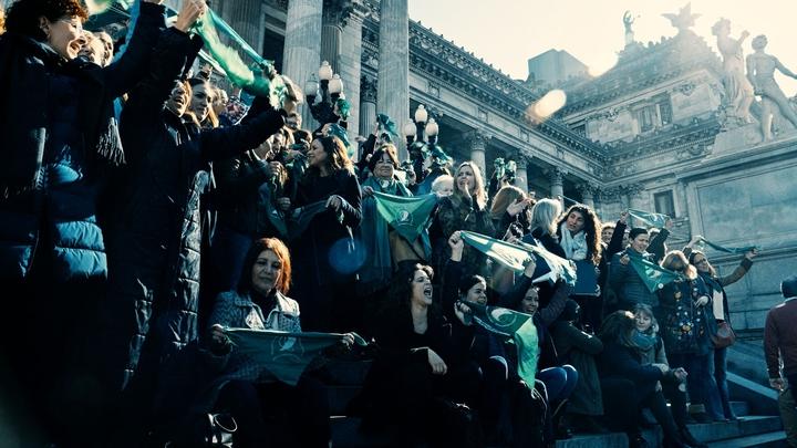 Femmes d'argentine 1