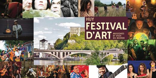 Festival d'Art de Huy 2021