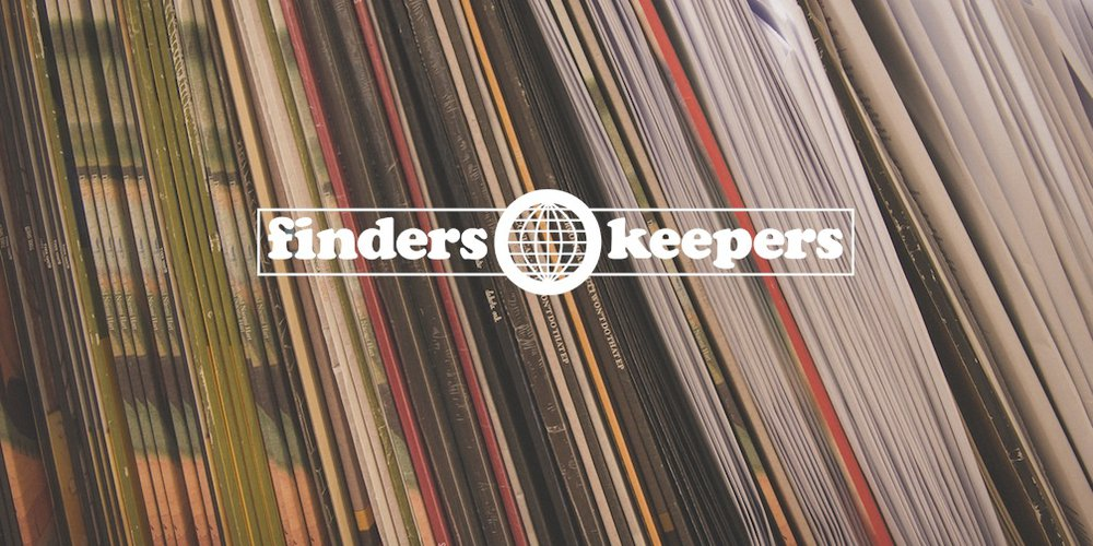 finder keepers  records logo vinyle