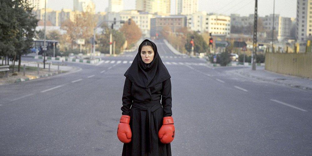Focus Iran - Nathalie Masduraud et Valerie Urrea - photo de Newsha Tavakolian