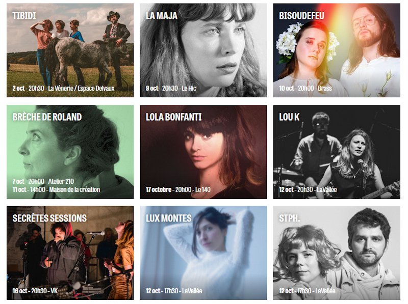 Francofaune 2020 - site - musiciennes