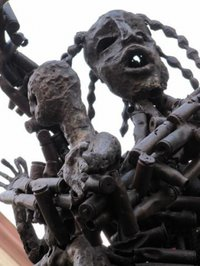 Freddy Tsimba - Au-delà de l'espoir - photo Ludo Everts
