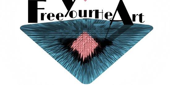 Free Your He.Art Logo